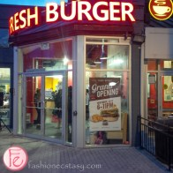 Fresh Burger Church St Opening