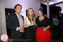 Media Profile's Holiday Party 2014 Burroughes