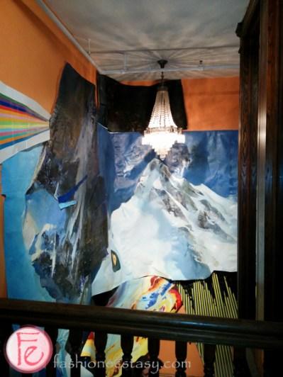 gladstone hotel come up to my room art exhibit