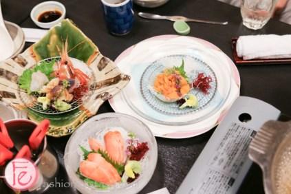 Hyousetsu-no-mon menu