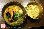 soup curry in Sapporo