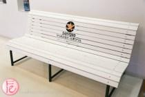 Sapporo Beer Museum bench