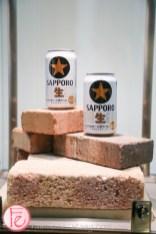 Sapporo Beer Museum nama biru can