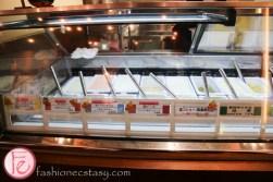 Sapporo Beer Museum ice-creams