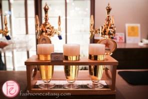 Sapporo Beer Museum beer tasting