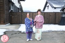 edo people noboribetsu date jidaimura cultural village