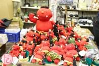 Noboribetsu ghost toys