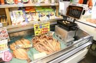 Otaru fish market