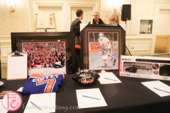 silent auction conn smythe sports celebrities dinner and auction 2015