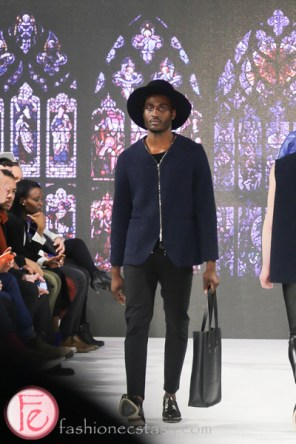 Joao Paulo Guedes Toronto Mens Fashion Week FW2015