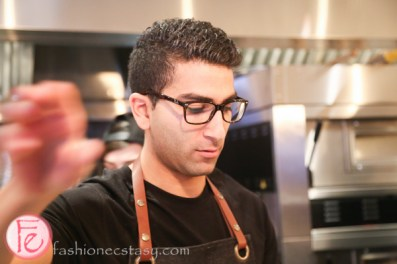 Levetto Chef Shahir Massoud