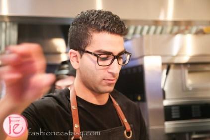 Levetto Chef Shahir Massoud