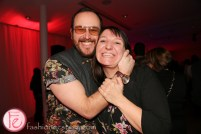 Kyle Kofsky, Beatrice Bastedo riobel 20th anniversary party