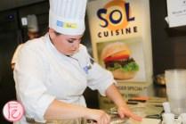 Nicole pisarenko 2015 solocal organic tofu cooking competition