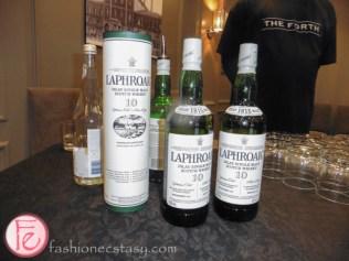 The Forth restaurant World of Whisky Lounge