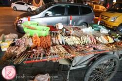 Travel Shanghai street food