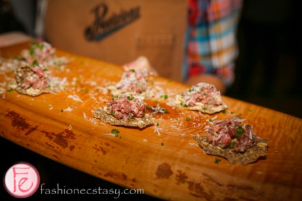 45 day dry Aged beef tartare provisions catering
