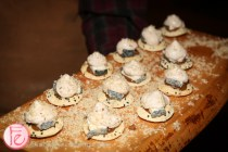 provisions catering Grey Owl Goats Cheese