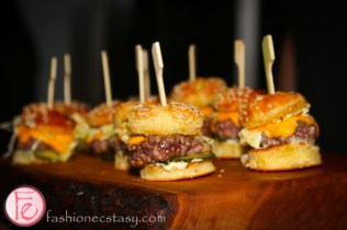 provisions catering Ontario Harvest Brisket Burger