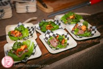 Pork Bo Ssäm with lettuce wraps by provisions catering and events