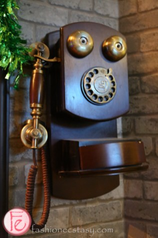 shanghai antique telephone