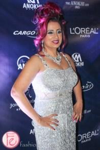 Raj Girn anokhi media awards show 2015