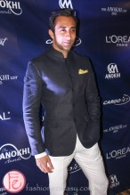 Rahul Khanna anokhi media awards show 2015