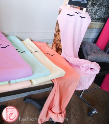 lazypants spring/summer 2015 pastel colour collection