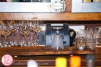 smoking cocktail glass peter pan bistro