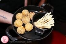 peter pan bistro sweet sesame balls