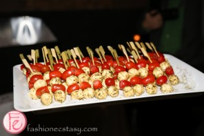 mozzarella and tomato skewers lucky ball 2015 fort york food bank