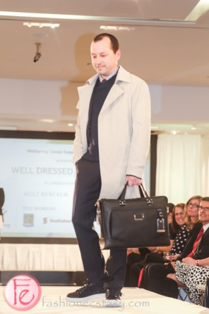 Brian Price wellspring fashion show