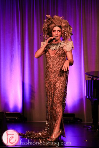 canadian stage theatre ball 2015 Taylor Mac