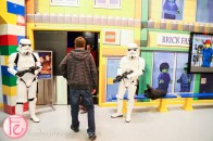star wars exhibition legoland discovery centre