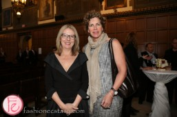Brenda Cossman (Director of Sexual Diversity Studies, U of T), Olympian Marnie McBean