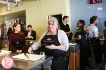 Barton & Guestier Cooking Class at the Nella Cucina Kitchen