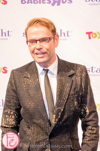 Glenn Dixon starlight children's foundation gala 2015