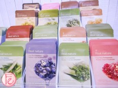 the face shop facial masks
