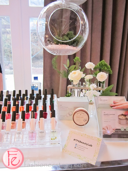 the face shop canada launch