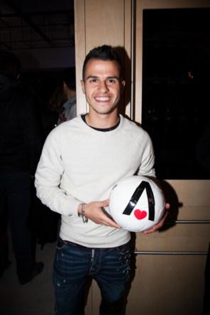 Toronto FC soccer star, Sebastian Giovinco