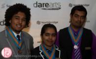 Dante Royale Scholar Michelle Khela Kohilan Mohanarajan darearts awards 2015