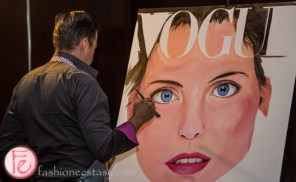 vogue live painting darearts gala