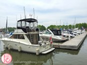 Port Credit Spring Boat show