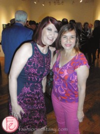 Sari and Kate Flannery LGBT Film Fest-Fourth Man Out Centrepiece Gala Reception