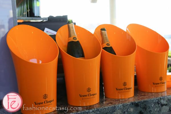 veuve clicquot yelloweek launch party thompson toronto