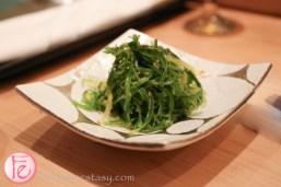 seaweed salad soto nyc