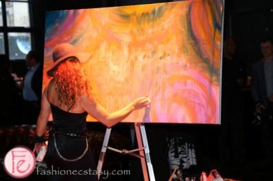 Jessica Gorlicky / JESSGO live painting