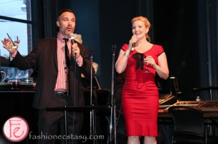 Michael Bradley and Nicole St. Martin bounce gala 2015