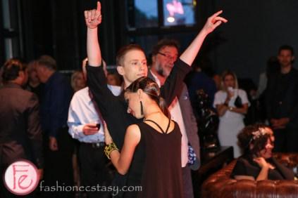 Sharon Tudorovsky and Alex Maslanka