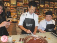 David Chow Chocolatier at All The Best Fine Foods